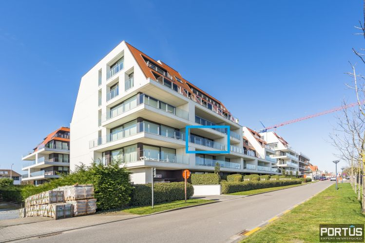 Recent appartement met prachtig zicht te koop te Nieuwpoort - 12515