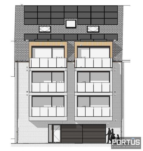 Duplex te koop in Residentie De Lombarden 2.0 te Lombardsijde 12744