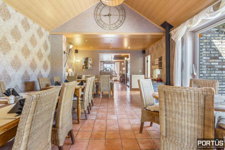 Restaurant met privéwoonst te koop te Westende 12804