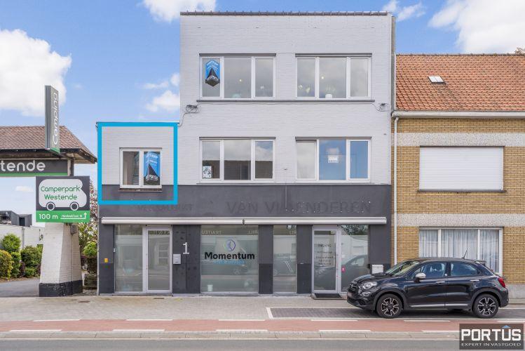 Gerenoveerd appartement te koop te Westende  12887