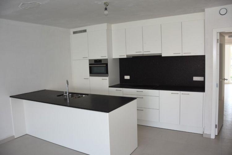 Appartement met berging en parking te huur te Nieuwpoort 13013