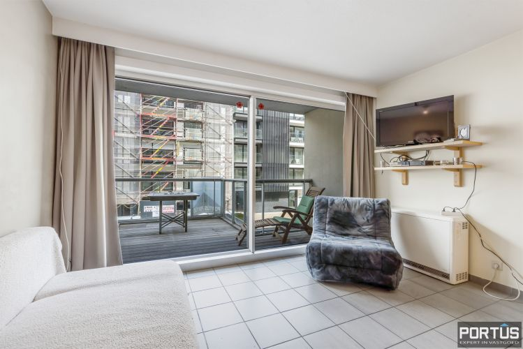 Instapklaar appartement met slaaphoek te koop te Nieuwpoort-Bad 12999