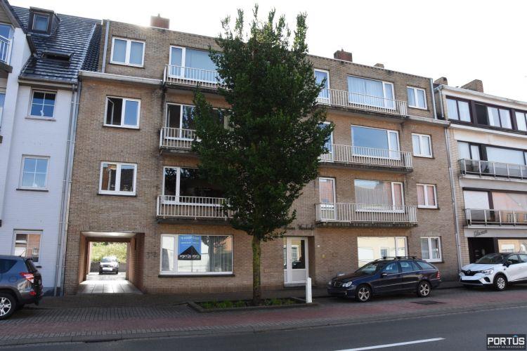 Gelijkvloers appartement met 2 slaapkamers te koop te Nieuwpoort-Stad - 13216