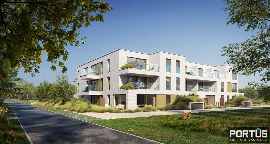 Nieuwbouwappartement te koop residentie Villa Duchamp 13259