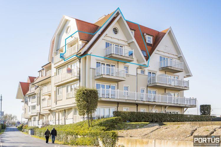Instapklaar appartement te koop met prachtig zicht op Maritiem park te Nieuwpoort 13303