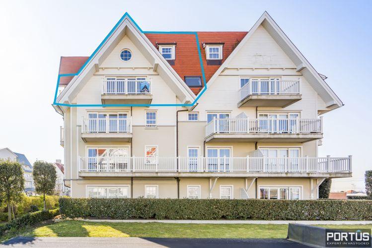 Instapklaar appartement te koop met prachtig zicht op Maritiem park te Nieuwpoort 13312
