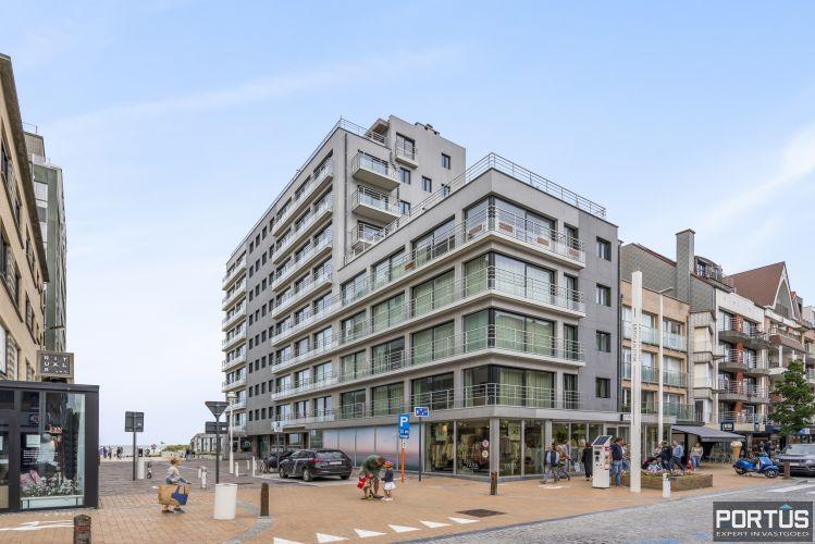 Gemeubelde studio met zijdelings zeezicht te koop te Nieuwpoort-Bad 13324