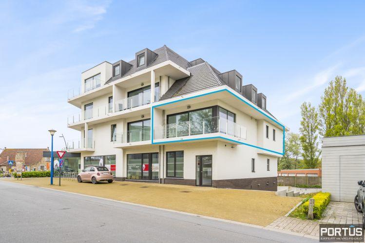 Recent hoekappartement met staanplaats te koop te Koksijde  13459
