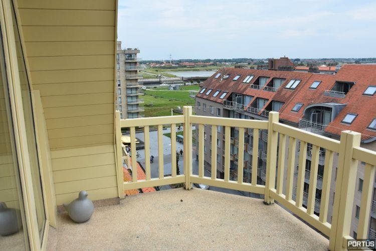 Penthouse met zeezicht te koop in Nieuwpoort-Bad - 13642