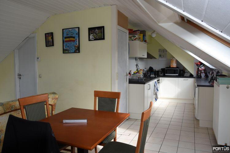 Appartement met bijhorende studio te koop te Nieuwpoort - 13626