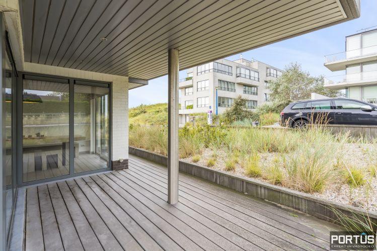 Gelijkvloers appartement met rustige ligging te koop te Oostduinkerke 13834