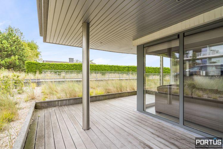Gelijkvloers appartement met rustige ligging te koop te Oostduinkerke 13873