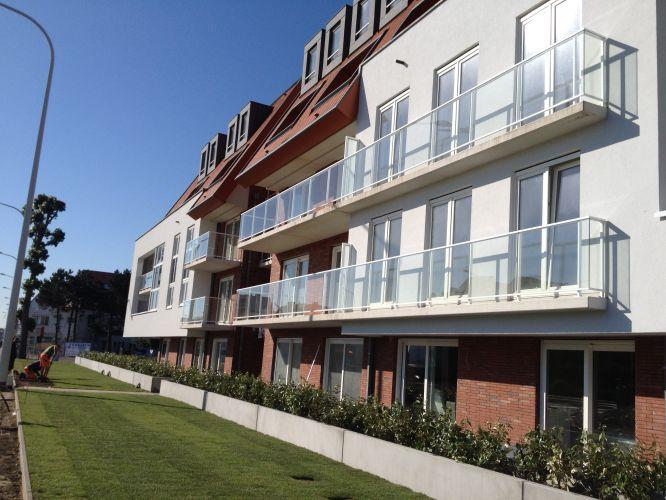 Appartement Residentie Villa Crombez Nieuwpoort 6148