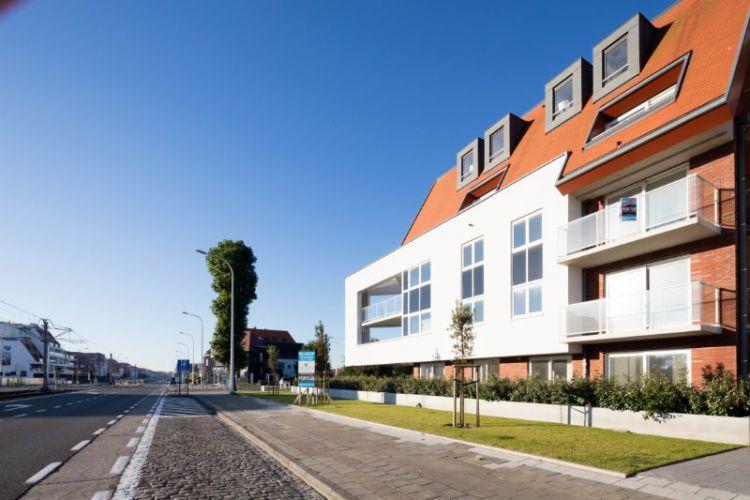 Appartement Residentie Villa Crombez Nieuwpoort 1994