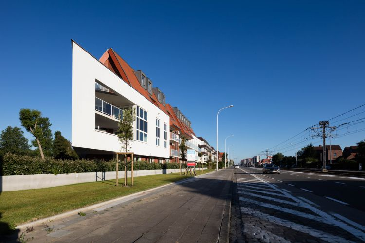 Appartement Residentie Villa Crombez Nieuwpoort 9794