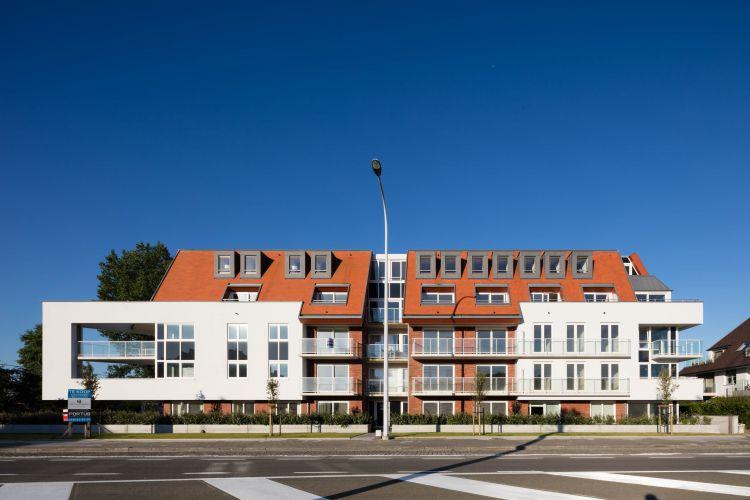 Appartement Residentie Villa Crombez Nieuwpoort 9798