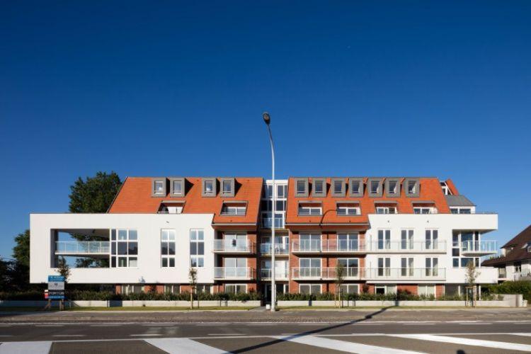 Appartement Residentie Villa Crombez Nieuwpoort 1996
