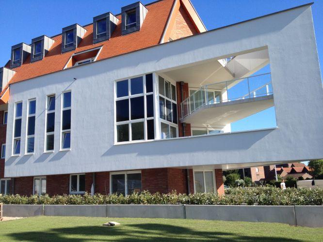 Appartement Residentie Villa Crombez Nieuwpoort 6180