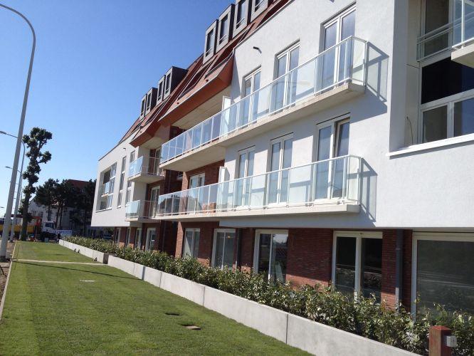 Appartement Residentie Villa Crombez Nieuwpoort 6181