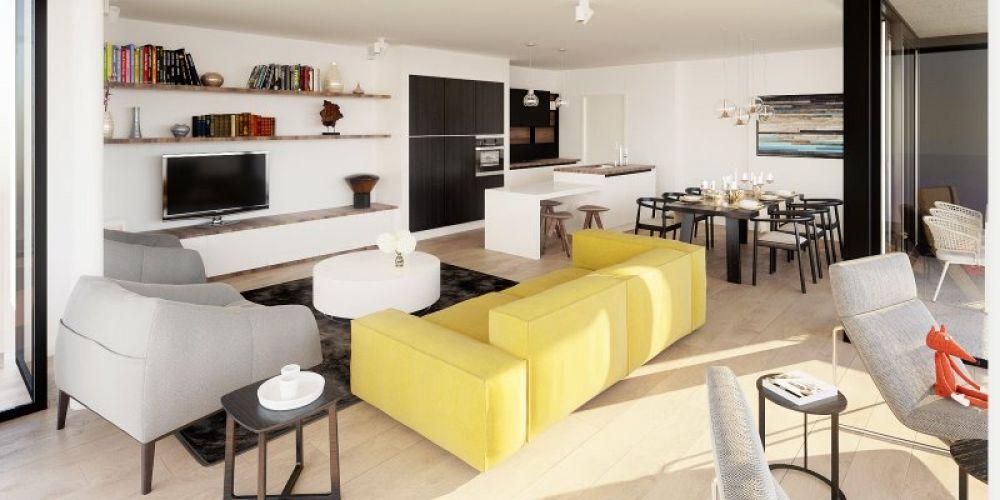 Luxe appartement Nieuwpoort 1287