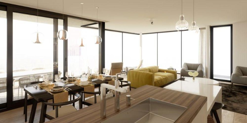 Luxe appartement Nieuwpoort 1289