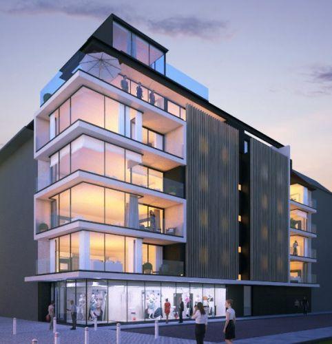 Luxe appartement Nieuwpoort 1293