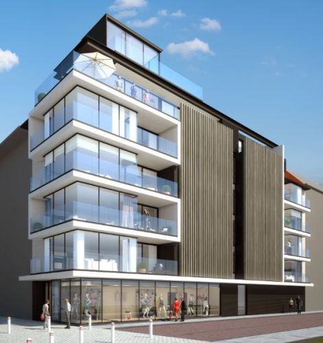 Luxe appartement Nieuwpoort 1299
