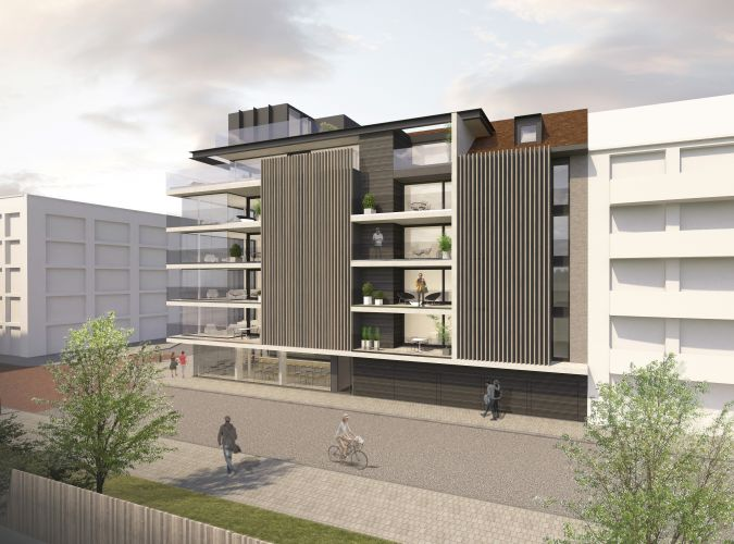Luxe appartement Nieuwpoort 8298
