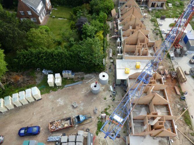 Nieuwbouw woning Gustaaf Buffelstraat Nieuwpoort 2507