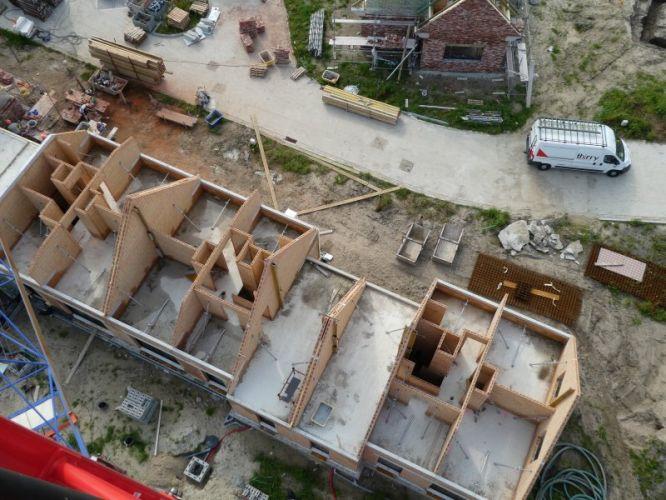 Nieuwbouw woning Gustaaf Buffelstraat Nieuwpoort 2513