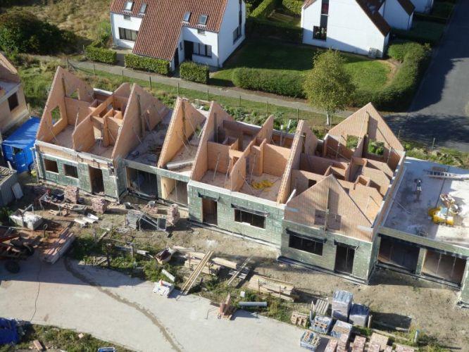 Nieuwbouw woning Gustaaf Buffelstraat Nieuwpoort 2521