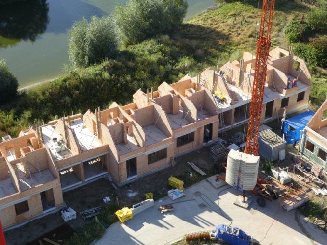 Nieuwbouw woning Gustaaf Buffelstraat Nieuwpoort 2525