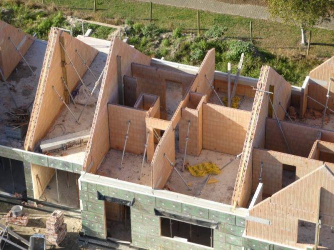 Nieuwbouw woning Gustaaf Buffelstraat Nieuwpoort 2535