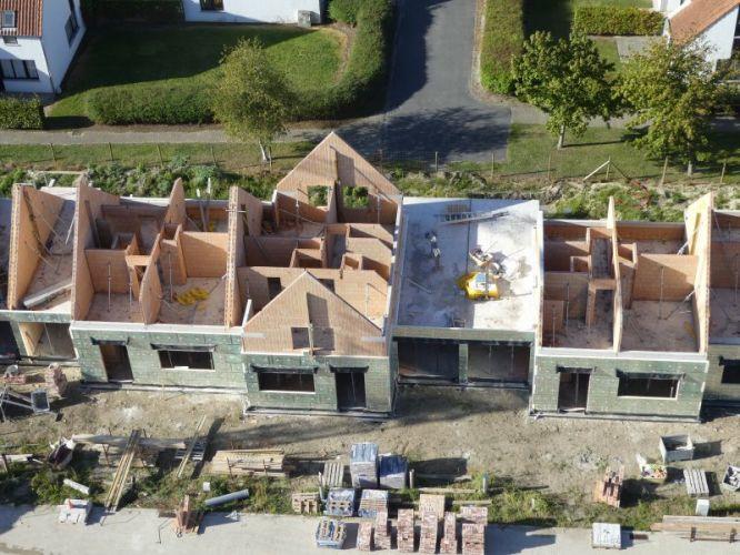 Nieuwbouw woning Gustaaf Buffelstraat Nieuwpoort 2537