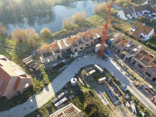 Nieuwbouw woning Gustaaf Buffelstraat Nieuwpoort 2549