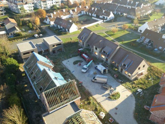 Nieuwbouw woning Gustaaf Buffelstraat Nieuwpoort 2557