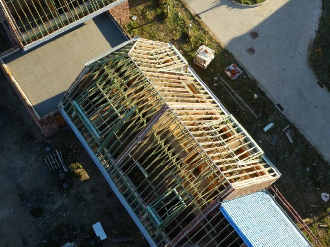 Nieuwbouw woning Gustaaf Buffelstraat Nieuwpoort 2559