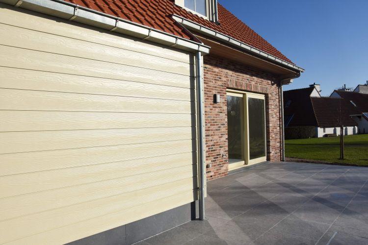 Nieuwbouw woning Gustaaf Buffelstraat Nieuwpoort 6951