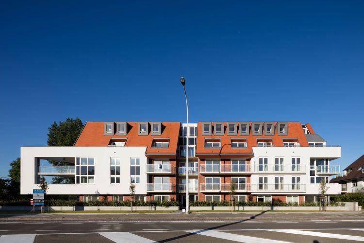 Appartement Residentie Villa Crombez Nieuwpoort 3562