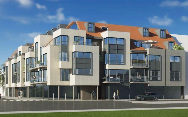 Duplex-appartement met 1 slaapkamer en terras te koop Nieuwpoort 5773