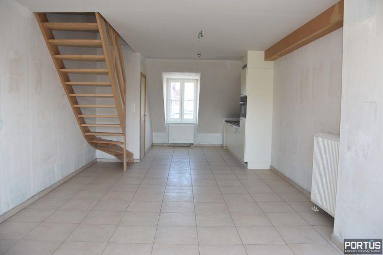 Duplex-appartement met 1 slaapkamer en terras te koop Nieuwpoort 9358