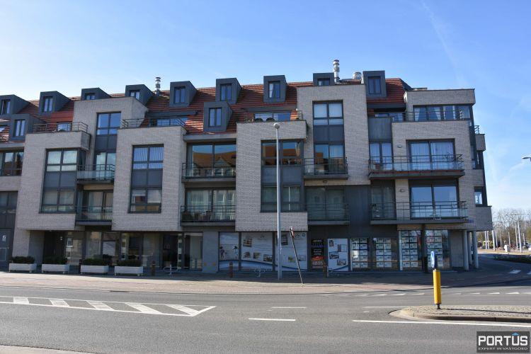 Duplex-appartement met 1 slaapkamer en terras te koop Nieuwpoort 9359