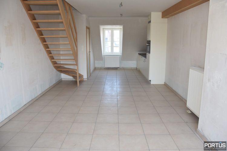 Duplex-appartement met 1 slaapkamer en terras te koop Nieuwpoort 9360