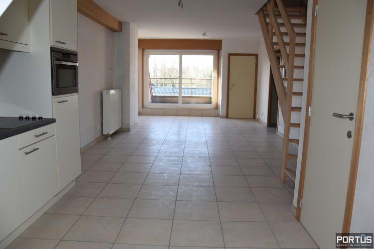 Duplex-appartement met 1 slaapkamer en terras te koop Nieuwpoort 9362