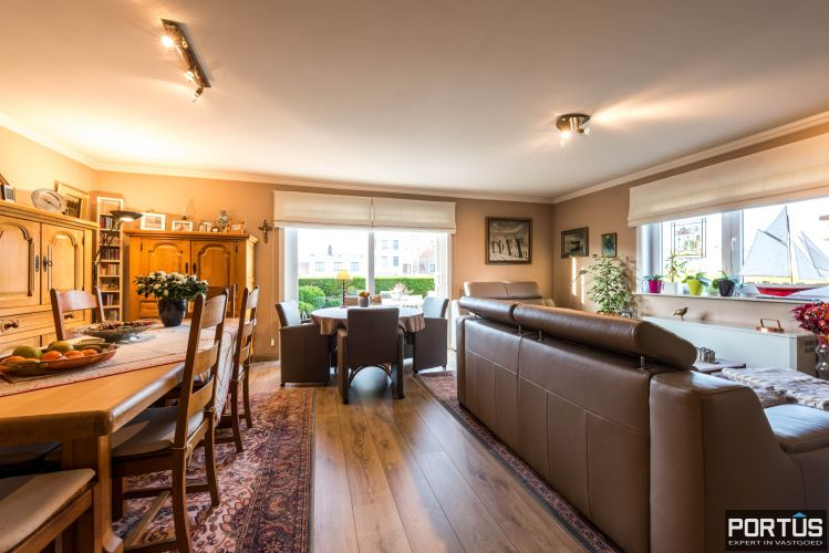 Gelijkvloers appartement met 3 slaapkamers Nieuwpoort 5687