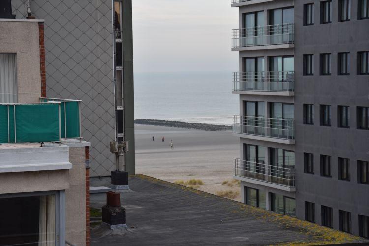 Duplex-appartement met zeezicht te koop Nieuwpoort 5717