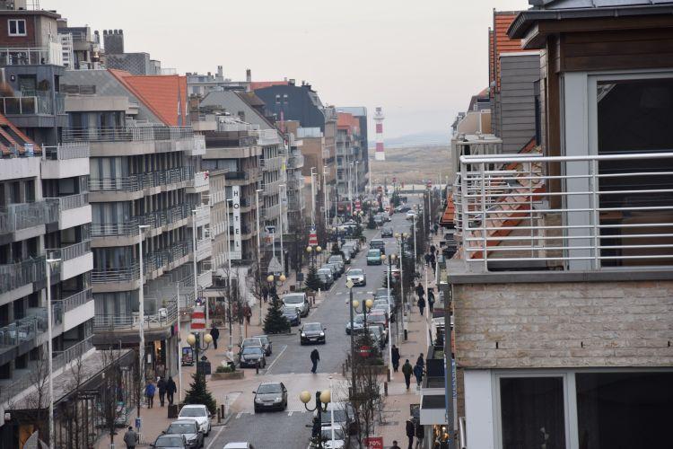 Duplex-appartement met zeezicht te koop Nieuwpoort 5719