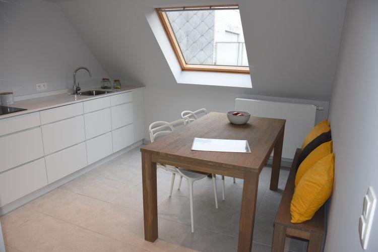 Duplex-appartement met zeezicht te koop Nieuwpoort 5725