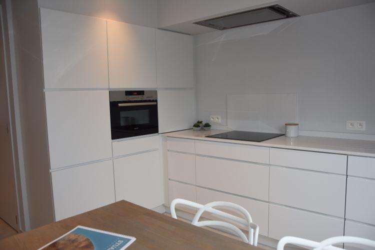 Duplex-appartement met zeezicht te koop Nieuwpoort 5727
