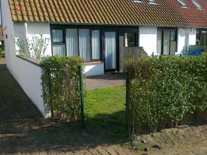 Woning te Nieuwpoort met parking in privé domein 2678
